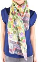 Altea Women's Multicolor Cotton Scarf.