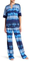 Natori Mirrored Pajama 2-Piece Set