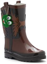 Western Chief Western Cowboy Boys' Waterproof Rain Boots