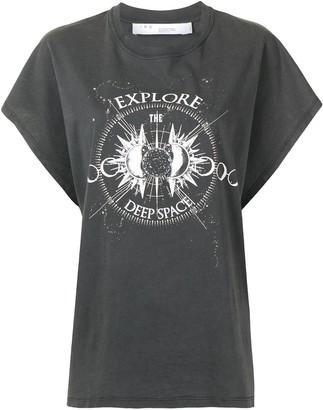 IRO Graphic-Print Cotton T-Shirt