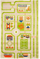 Luca & co LUCA & CO 3D TRAFFIC PLAY RUG