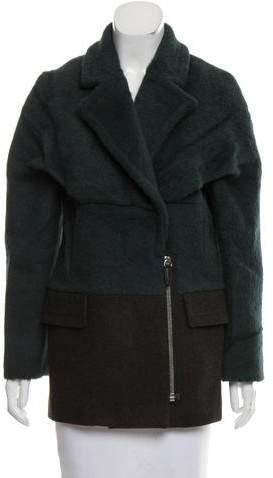 Alexander Wang Colorblock Casual Jacket