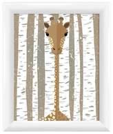 PTM Images Tall Giraffe Wall Art