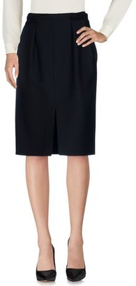 Alexander McQueen Knee length skirt