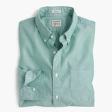 J.Crew Slim Secret Wash shirt in end-on-end cotton