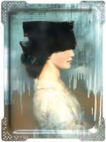 Ibride Galerie De Portraits - Large Rectangular Tray - IDA - 2