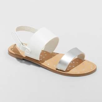 Cat & Jack Girls' Magalie Ankle Strap Sandals
