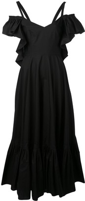 Alberta Ferretti Full Length Dress