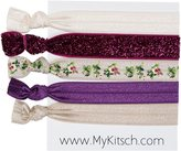 Kitsch Wild Roses Hair Ties