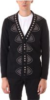 Laneus Black Cardigan