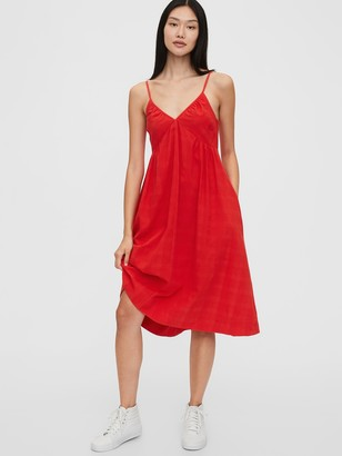 Gap Cami V-Neck Dress