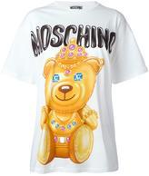 Moschino bear print T-shirt
