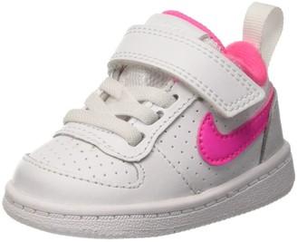 Nike Unisex Kids Court Borough Low (TDV) Basketball Shoes