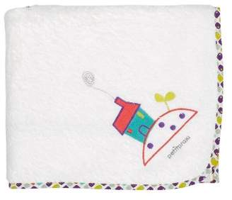 Camilla And Marc Petit Praia 80 x 80 cm Terry Cloth Towel Casitas Crudo