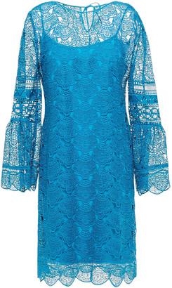 Alberta Ferretti Guipure Lace Dress