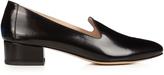 Mansur Gavriel Venetian leather loafers