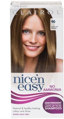 Clairol Nice 'N Easy Lasting Dark Ash Blonde Non-Perm Colour 90