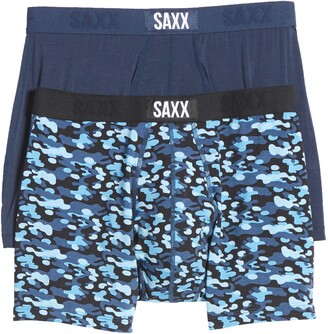 Saxx Vibe Boxer Brief - 2-Pack