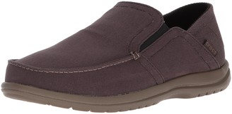Crocs Men's Santa Cruz Convertible Slip On Loafer Casual Shoes