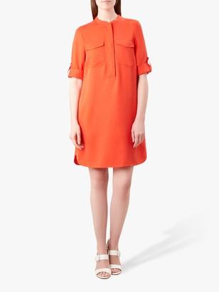 Hobbs Miah Dress, Coral