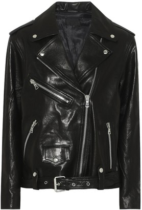RtA Eryn leather biker jacket