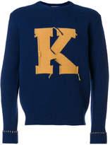 MAISON KITSUNÉ K jumper