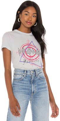 Junk Food Clothing Pyromania Triangles Tee