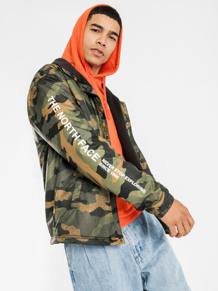 The North Face Telegraphic Coaches Jacket in Camouflage