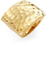 Argentovivo Block Ring - Size 7