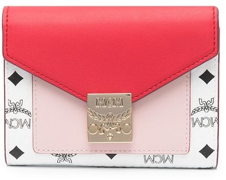 MCM Patricia Trifold Wallet