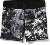 Old Navy Fitted Performance Shorts for Girls