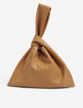 Nanushka Jen large vegan-leather tote bag