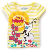 Children's Apparel Network Frozen Olaf 'Happy Snowman' Tee - Toddler