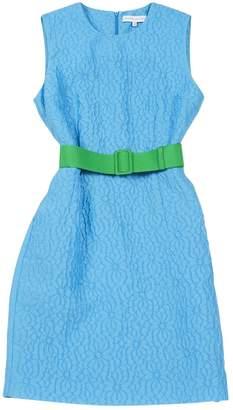 Jonathan Saunders Blue Polyester Dresses