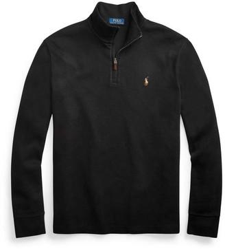 Polo Ralph Lauren Polo Estate Rib Quarter Zip Sweater
