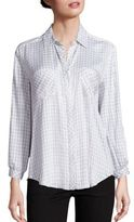 Soft Joie Joie Faline Gingham Blouse