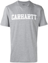 Carhartt logo print T-shirt - men - Cotton - S