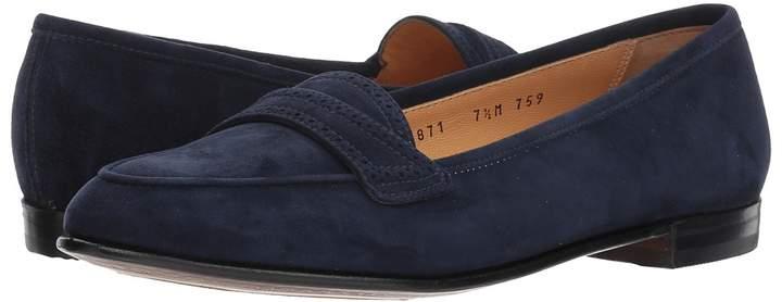 Gravati Perforated Trim Flat Women's Flat Shoes