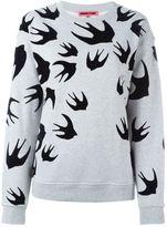McQ 'Swallow' sweatshirt