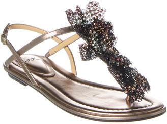 Alexandre Birman Shanne Leather Sandal