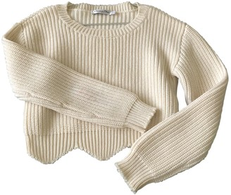 Christian Dior White Wool Knitwear for Women
