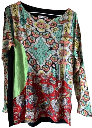 Tsumori Chisato Multicolour Wool Top for Women