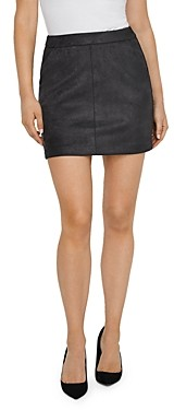 Vero Moda Donna Faux Suede Mini Skirt