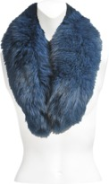 Yves Salomon Collar in fox fur