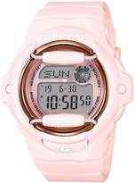 Baby-G Digital Resin-Strap Watch