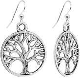 Body Candy Tree of Life Dangle Earrings