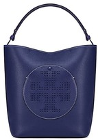 Tory Burch Perforated-Logo Hobo