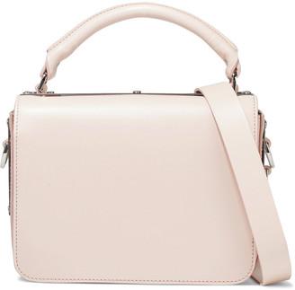 Sophie Hulme Finsbury Matte-leather Shoulder Bag