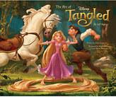 Disney Art of Tangled Book
