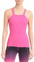 2xist Square Neck Ribbed Tank